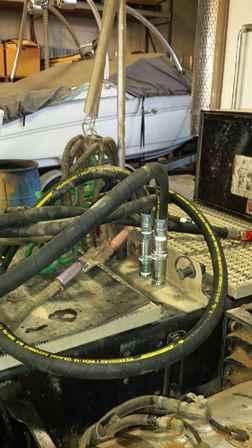Hydraflow Wet Kit Okc Power Take Off Amp Pump Thermaflow Okc